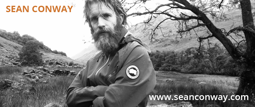 ZWAANZ | Blog/ News: Sean Conway > Endurance Adventurer