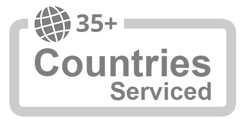 ZWAANZ | Countries Serviced