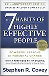 ZWAANZ | Recommended Book: The 7 Habits of Highly Effective People: Powerful Lessons in Personal Change / Stephen R. Covey