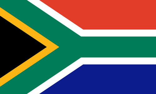 ZWAANZ | South African Flag
