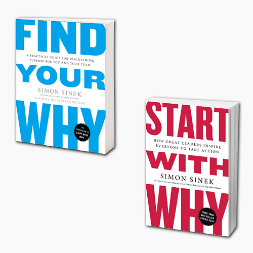 ZWAANZ | Book Review - Book Title: Find Your Why | Author: Simon Sinek