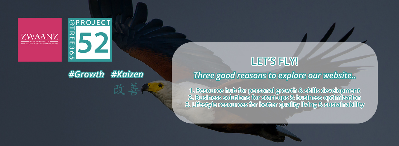 ZWAANZ | Let's Fly - 3x Good Reasons to Explore Our Website - Personal / Business / Lifestyle Resources + Solutions