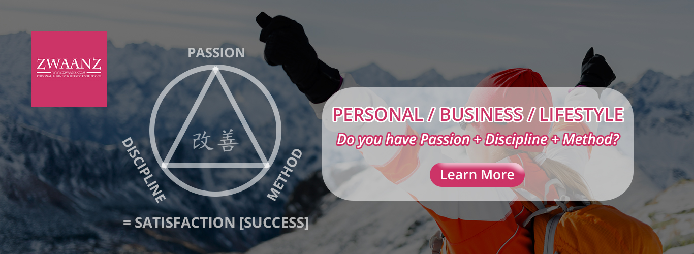 ZWAANZ | Personal / Business / Lifestyle (PBL) Solutions: Click to Learn More