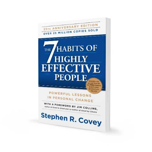ZWAANZ | Book Review - Book Title: The 7 Habits of Highly Effective People: Powerful Lessons in Personal Change | Author: Stephen R. Covey