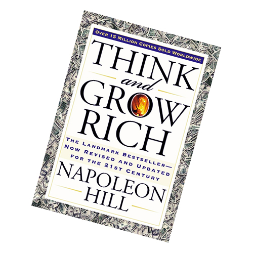 ZWAANZ | Book Review - Book Title: Think and Grow Rich | Author: Napoleon Hill